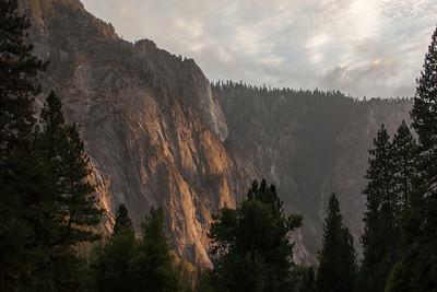 Yosemite Fall 2012