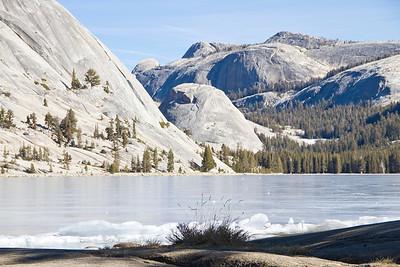 Tenaya Lake Yosemite National Park, California January 5, 2012 J5(10)
