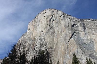 El Capitan Yosemite National Park, California January 16, 2010 J16(8)