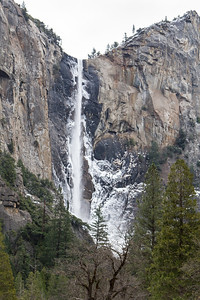 Bridalveil Fall February 9, 2013 #28