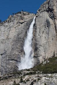 Upper Yosemite Fall April 5, 2016
