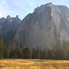Yosemite Valley, across from El Capitan