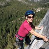 Climbing Deception on Hogsback, Lover's Leap