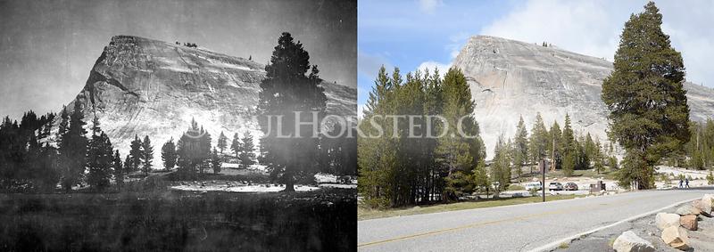 Yosemite National Park, Lembert Dome.