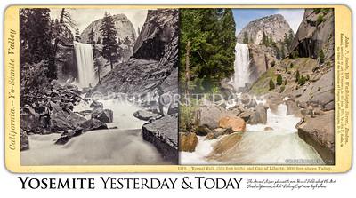 Below Vernal Falls.