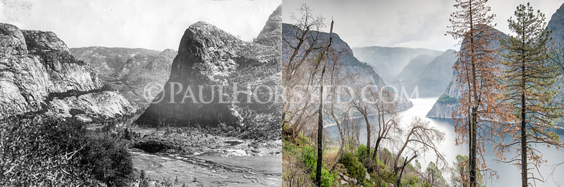 Yosemite National Park, Hetch Hetchy.