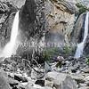 Yosemite National Park, Lower Yosemite Falls.