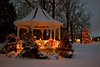 Christmas Gazeebo