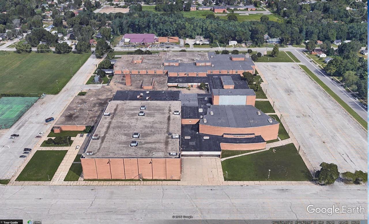 West Side High School Gary Indiana