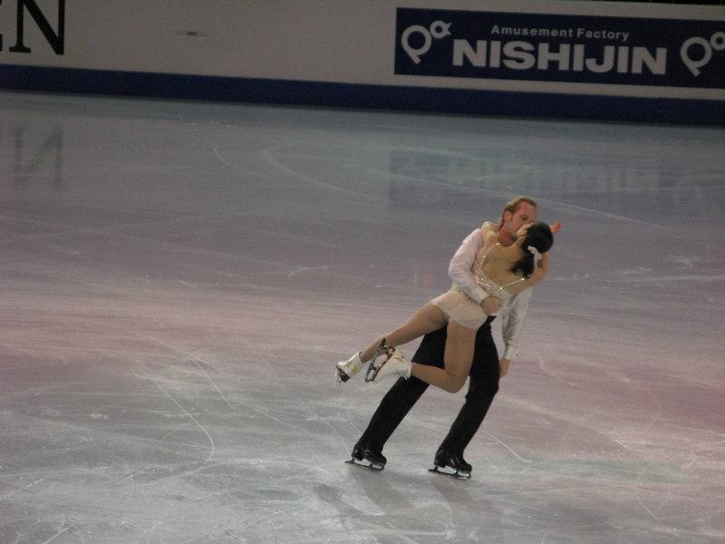 IMG_0864 Rena Inoue & John Baldwin (USA)<br /> ISO 400