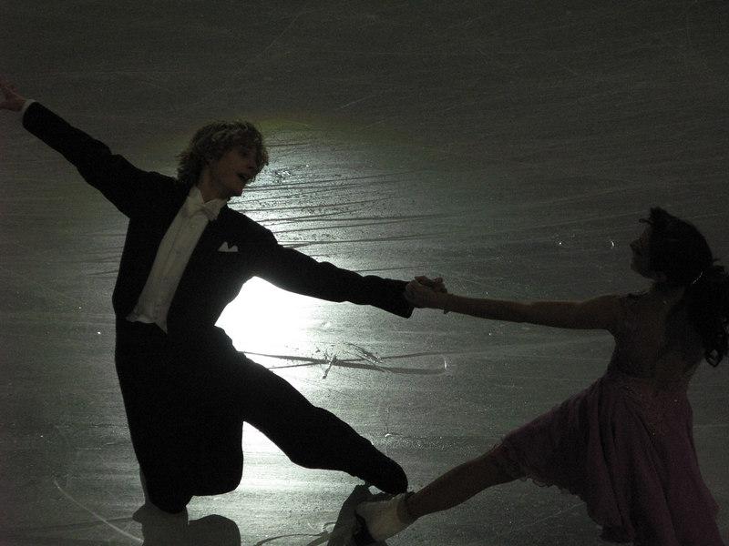 IMG_0840 Meryl Davis & Charlie White (USA)<br /> ISO 400