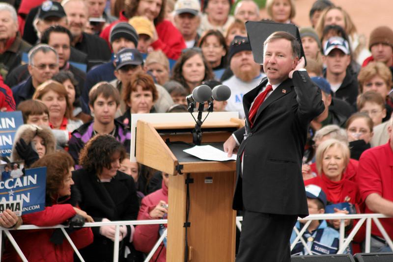 IMG_2662 Representative Doug Lamborn (R - CO)