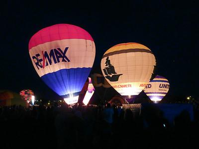 2009-09-05 Balloon Glow
