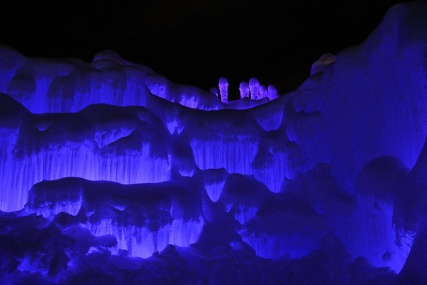 2014-01-04 Ice Castles at Breckenridge
