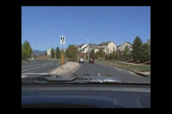 Time-lapse video experiment of me driving from my house to the summit of Pikes Peak.  Crappy videocam aside, it worked pretty well until I hit the dirt roads and my gorillapod (which was in a cup holder) came loose.  I'll have to come up with a better camera mount and try this again sometime...