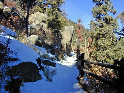 2002-01-12 Barr Trail