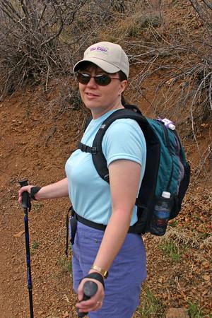 2006-04-22 Barr Trail