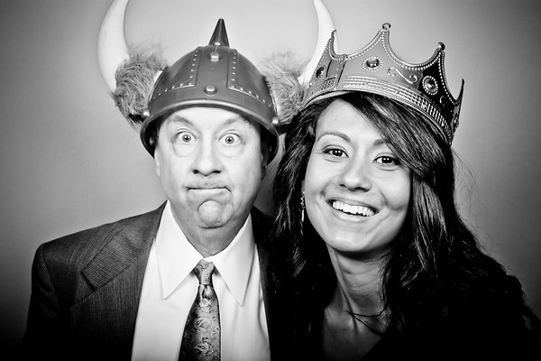 2011-12-03 Black and white album - USAA Exotic Holiday Cruise - Booth 1