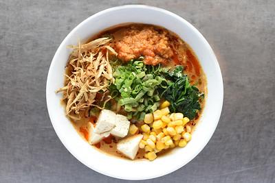 Vegan Ramen - Urban Ramen, Los Angeles
