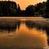 Lake Monticello Sunrise May  15 2015
