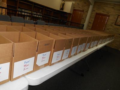 SJV College Connect College Box Project