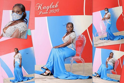 Kaylah - Prom 2020