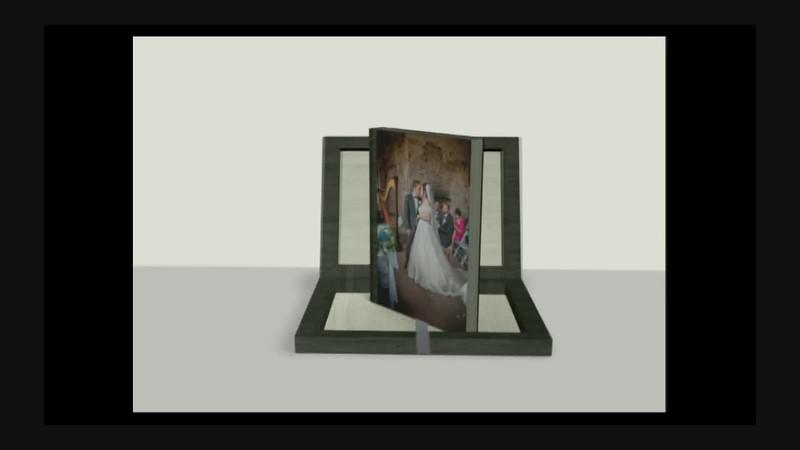The Young Book Wedding Album