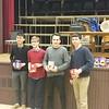 Schools Cup runners-up - St Pauls School A