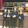 Schools Cup 3rd place - Dragon School, Oxford