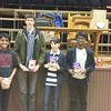 Schools Plate runners up - Haberdashers' Askes