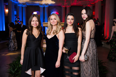 The Frick Collection Young Fellows Ball 2018 : Virtue and Vice