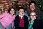 Dec. 2005 - DC YFN Holiday Party