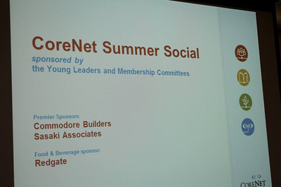 Young Leaders and New Members Summer Social