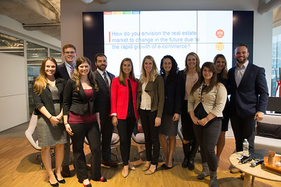 "Young Leaders' present ""The E-Commerce Effect:  What's 'In Store' for the Future of Real Estate"""