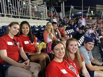 Mason Young Alumni: Night at the Nationals