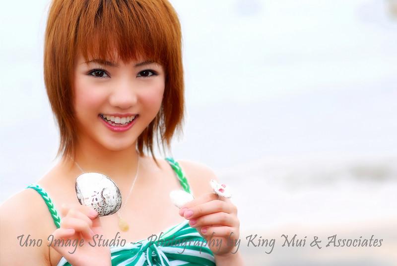 Siu Lui Leung, Beautiful Model from Hong Kong