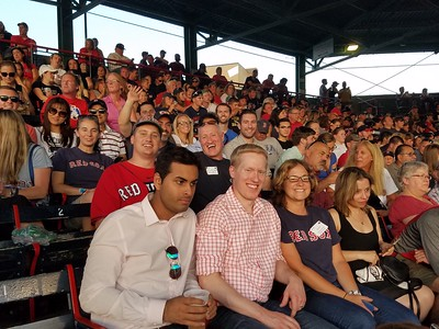 2016-07-21 YP Red Sox Game