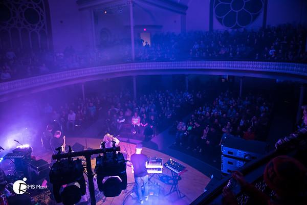 Youngblood | Alix Goolden Performance Hall | Victoria BC