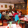 Breakfast With Santa at Bandana's, December 17, 2016 in Youngstown, NY.