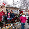 Christmas In The Village, December 10, 2016 in Youngstown, NY.