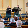 Step In Time in concert at the First Presbyterian Church, March 12, 2017 in Youngstown, NY.