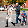 The 2015 kids Halloween parade & party in Youngstown, NY.