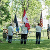 Memorial Day Service 2016 at Old Fort Niagara, Youngstown, NY.