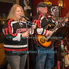 The Great Guinness Toast at the Mug & Musket Tavern in Youngstown, NY on February 16, 2018.