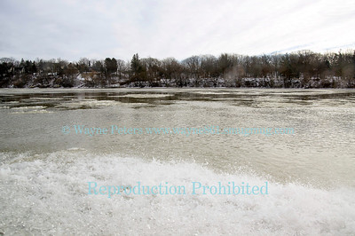 A blast up the Niagara River on New Year's Day