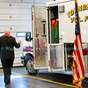 Youngstown NY Ambulance Dedication, November 2, 2014.