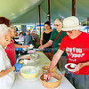 St. John's Episcopal Church Strawberry Festival, June 22, 2014 in Youngstown, NY.