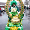 St. Patrick's Day Parade March 18, 2017 in Youngstown, NY.