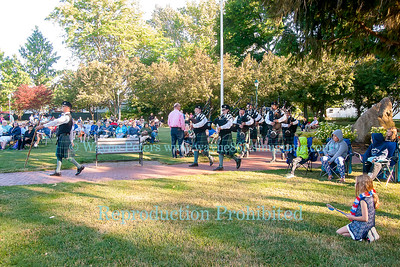 2016 MacKenzie Highlanders Concert