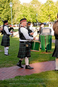 MacKenzie Highlanders in Youngstown, NY.